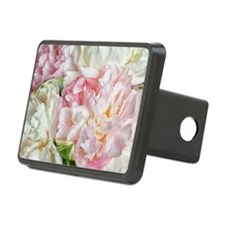Blooming Peonies Hitch Cover
