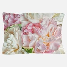 Blooming Peonies Pillow Case