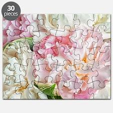 Blooming Peonies Puzzle