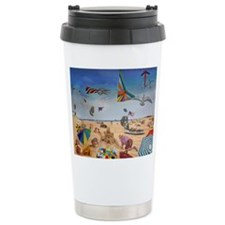 Robert Moses Beach Travel Mug