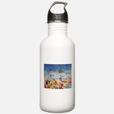Robert Moses Beach Stainless Water Bottle 1.0l