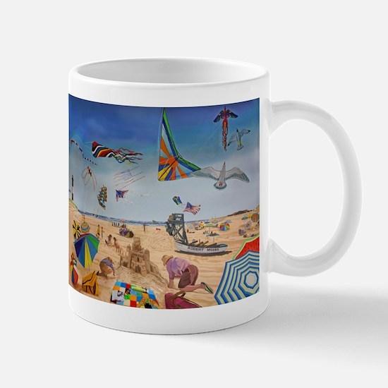Robert Moses Beach Mugs