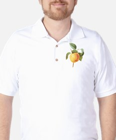 Vintage Apple by Redoute Golf Shirt
