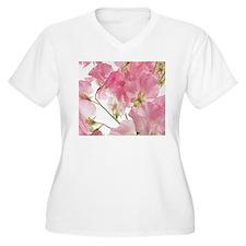 sweet pea Plus Size T-Shirt
