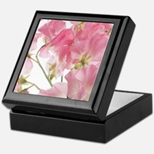 sweet pea Keepsake Box