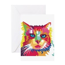 Allan the Cat Greeting Cards