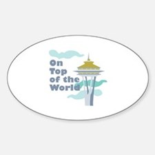 Top Of The World Decal