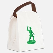 Toy Soldier Canvas Lunch Bag