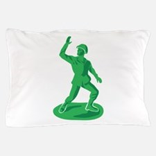Toy Soldier Pillow Case