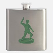 Toy Soldier Flask