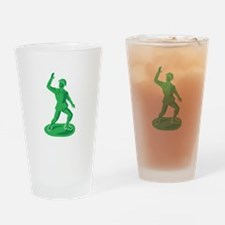 Toy Soldier Drinking Glass
