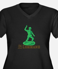 In Command Plus Size T-Shirt
