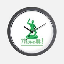 Move It Wall Clock