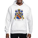 Bezin Family Crest Hooded Sweatshirt