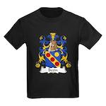 Bezin Family Crest Kids Dark T-Shirt