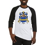 Bey Family Crest Baseball Jersey