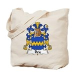 Bey Family Crest Tote Bag