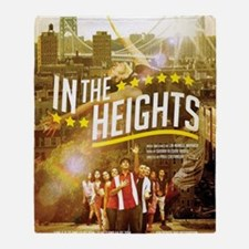 IN THE HEIGHTS Throw Blanket