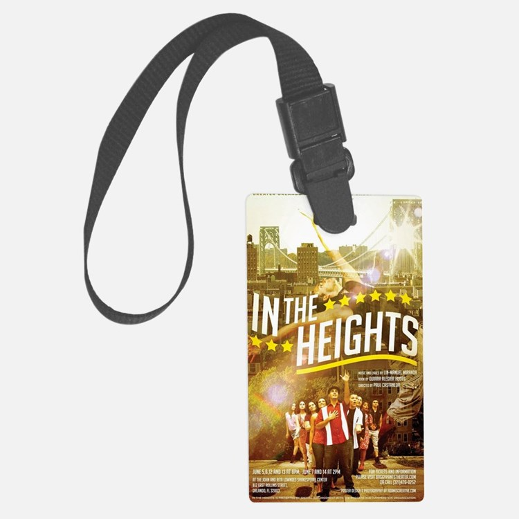 IN THE HEIGHTS Luggage Tag