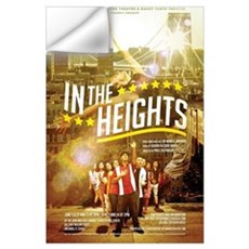 IN THE HEIGHTS Wall Decal