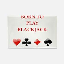 blackjack Magnets