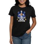 Bethune Family Crest Women's Dark T-Shirt
