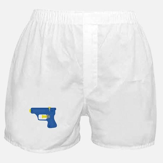 Water Gun Boxer Shorts