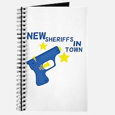 New Sheriffs In Town Journal