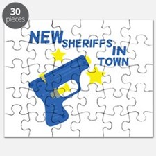New Sheriffs In Town Puzzle