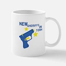 New Sheriffs In Town Mugs
