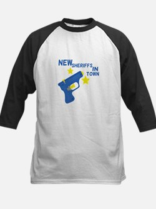 New Sheriffs In Town Baseball Jersey