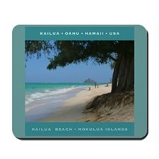 Mokulua Islands Mousepad