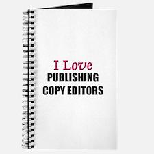 I Love PUBLISHING COPY EDITORS Journal