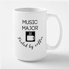 Music Major Fueled By Coffee Mugs