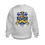 Besset Family Crest Kids Sweatshirt