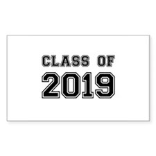 Class of 2019 Decal
