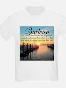 JOHN 3:16 VERSE T-Shirt