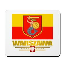 Warszawa Mousepad