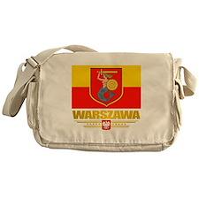 Warszawa Messenger Bag