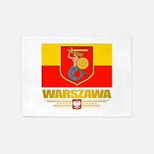 Warszawa 5'x7'Area Rug