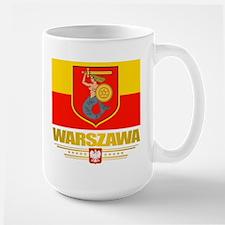 Warszawa Mugs