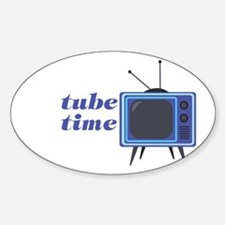 Tube Time Decal