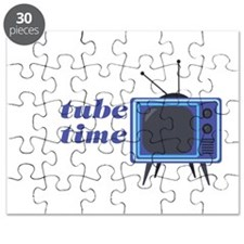 Tube Time Puzzle