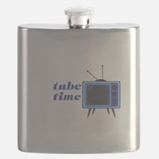 Tube Time Flask
