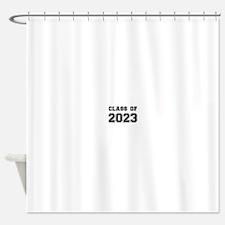Class of 2023 Shower Curtain
