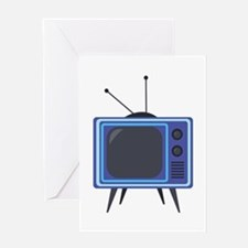 Television Greeting Cards