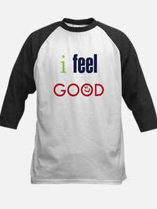 I Feel Good Living Med Free Design #2 Tee