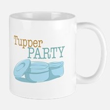 Tupper Party Mugs