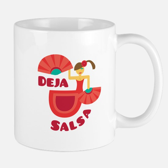 Deja Salsa Mugs