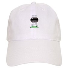 BBQ Grill Baseball Baseball Cap